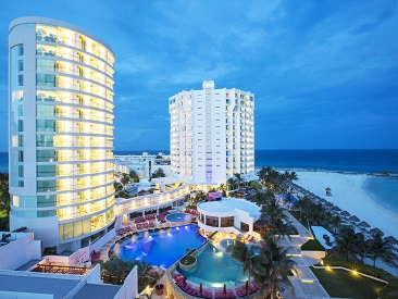 Weddings at Reflect Cancun Resort and Spa, Hotel Zone, Cancun