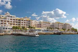 Services and Facilities at Cozumel Palace, Isla Cozumel