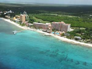Bars and Restaurants at El Cozumeleno Beach Resort, Isla Cozumel
