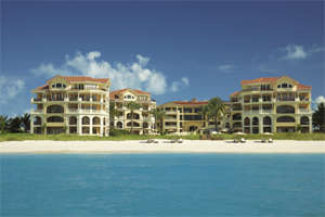 Golf Course at The Somerset on Grace Bay, Providenciales