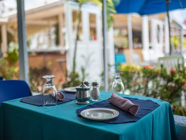 Services and Facilities at Starfish Jolly Beach Resort & Spa, Jolly Harbour, Antigua