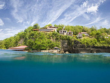Ti Kaye Resort and Spa, Castries