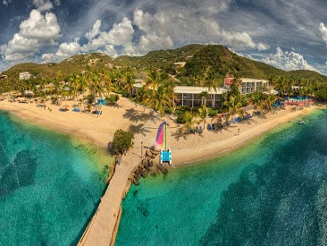 Bolongo Bay Beach Resort, St. Thomas, USVI