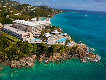 Marriott Frenchmans Reef St Thomas