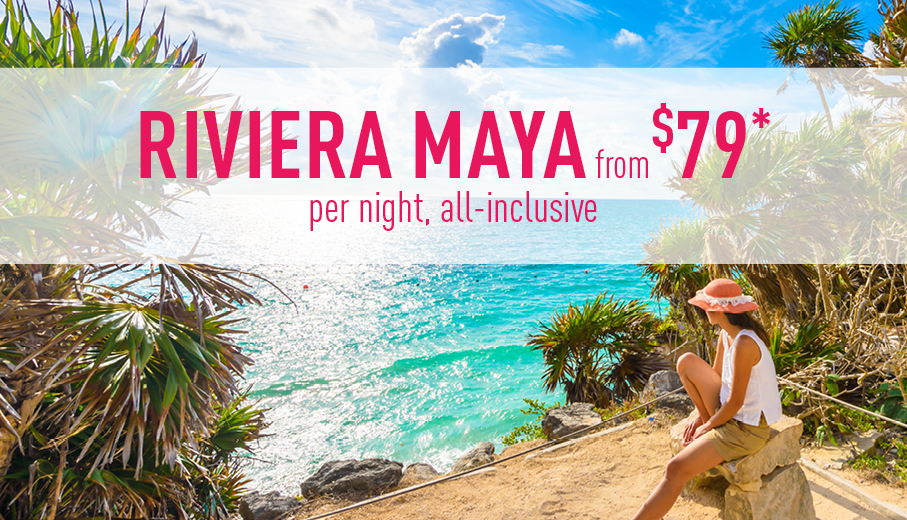 San Diego to Riviera Maya Deals