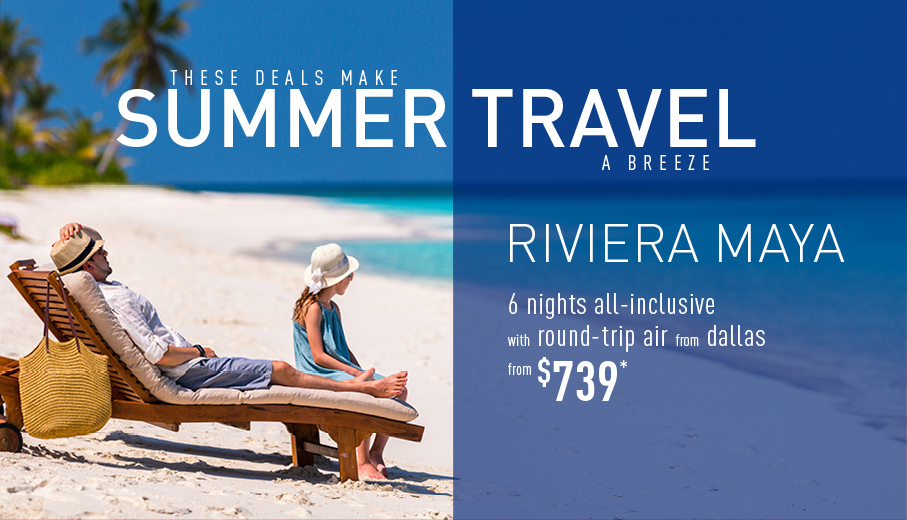 Dallas to Riviera Maya Deals