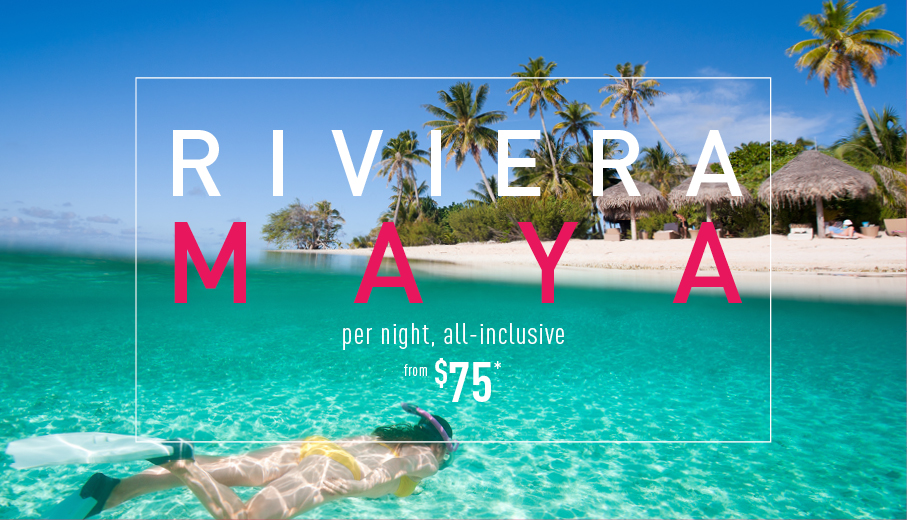 Seattle To Riviera Maya All Inclusive Vacation Packages