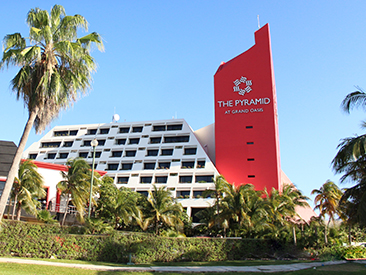 The Pyramid at Grand Oasis, Cancun