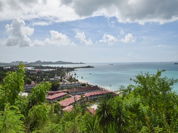 Rooms and Amenities at Starfish Halcyon Cove Antigua, Halcyon Cove, Antigua
