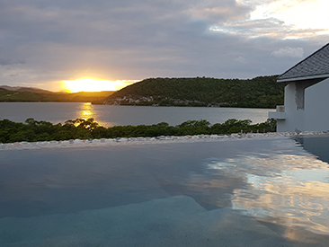 The Escape at Nonsuch Bay Resort, Hughes Point, Antigua