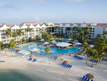 Golf Course at Renaissance Ocean Suites, Oranjestad