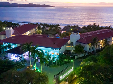 Margaritaville Beach Resort, Playa Flamingo, Costa Rica