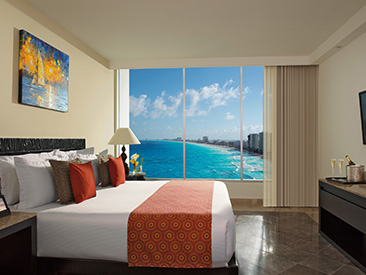Rooms and Amenities at Reflect Cancun Resort and Spa, Hotel Zone, Cancun
