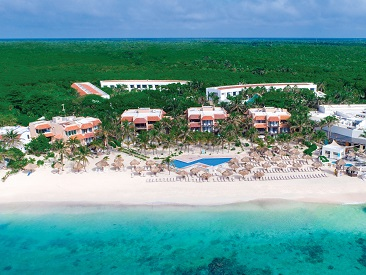 All Inclusive at Sunscape Akumal Beach Resort and Spa, Akumal