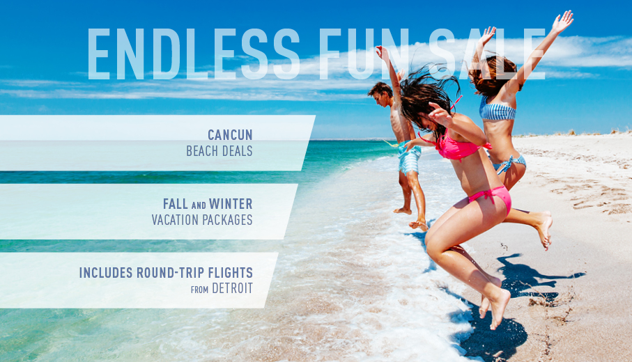 Detroit to Cancun All-Inclusive Vacation Packages - The Best