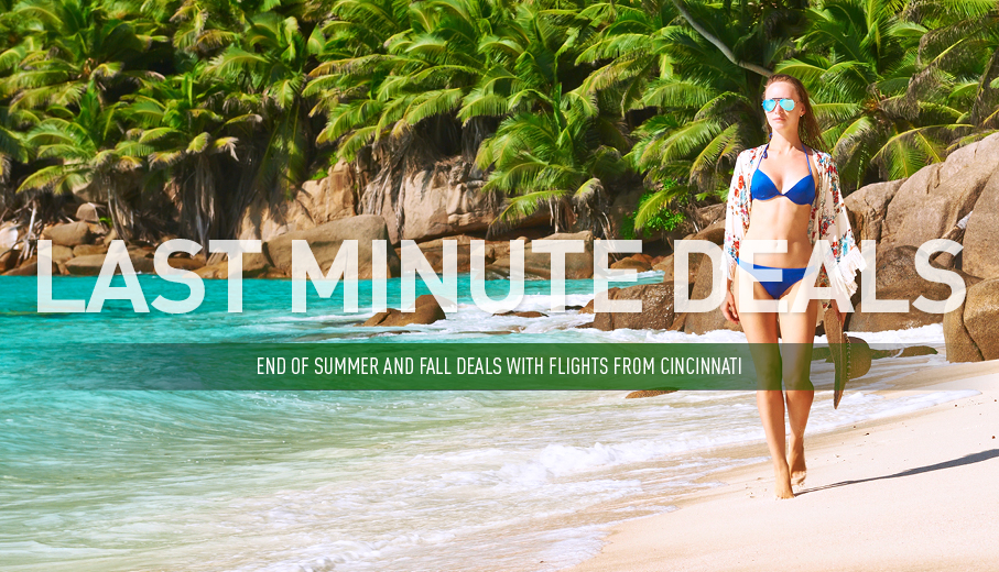 Last Minute Deals On All-Inclusive Packages From