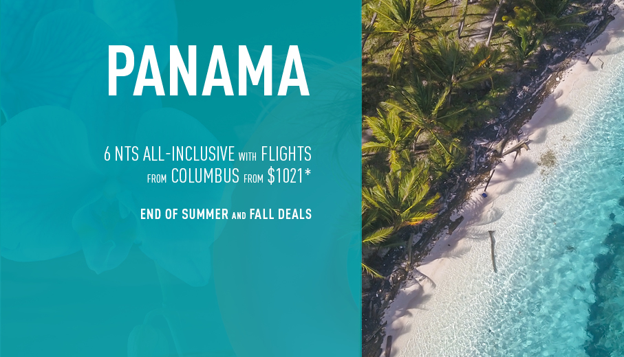 Columbus Vacation Package Deals