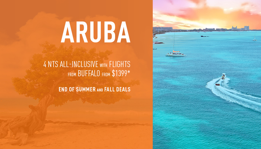 Buffalo Vacation Package Deals