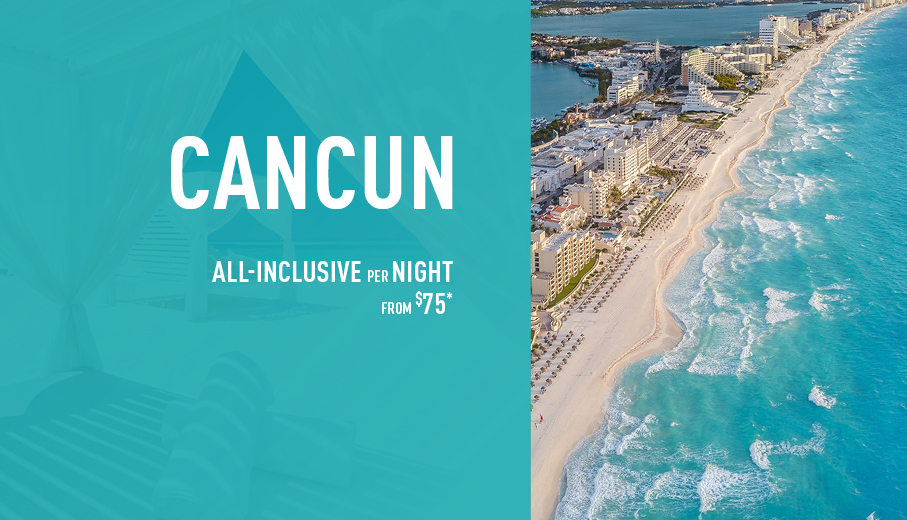 Richmond to Cancun Deals