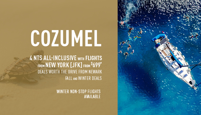 New York to Cozumel Deals