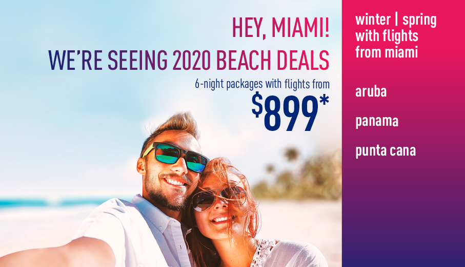 Miami Early Booking Deals