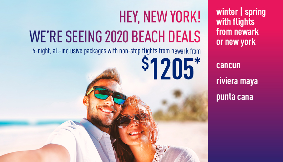 New York Early Booking Deals