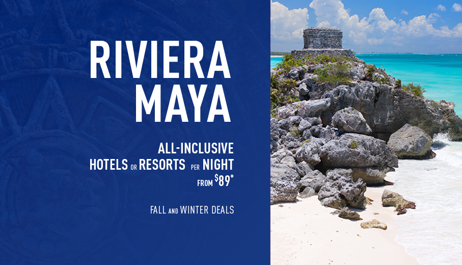 Sacramento to Riviera Maya Deals