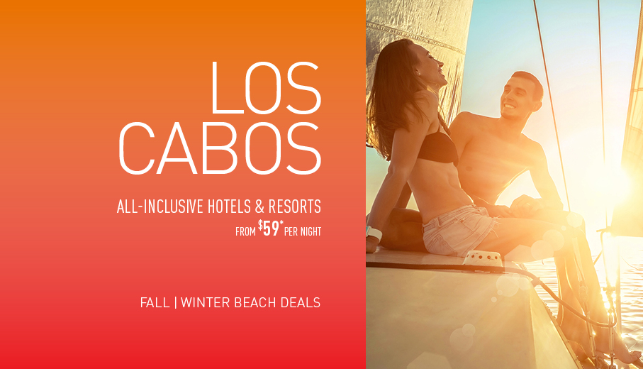 Pittsburgh to Los Cabos Deals