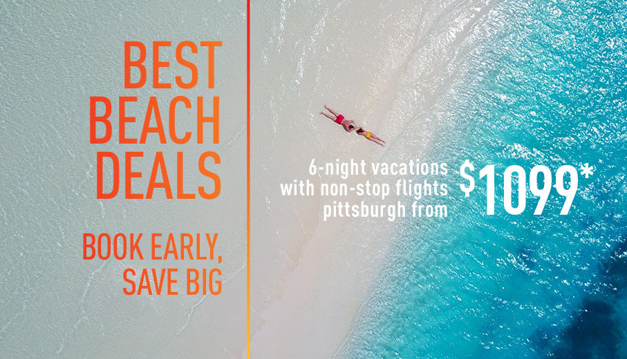 Pittsburgh Early Booking Deals