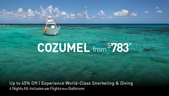 Baltimore to Cozumel Deals