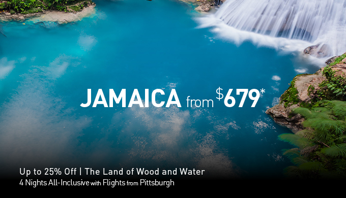 Pittsburgh to Jamaica Deals