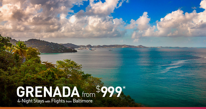Baltimore Caribbean Vacation Deals