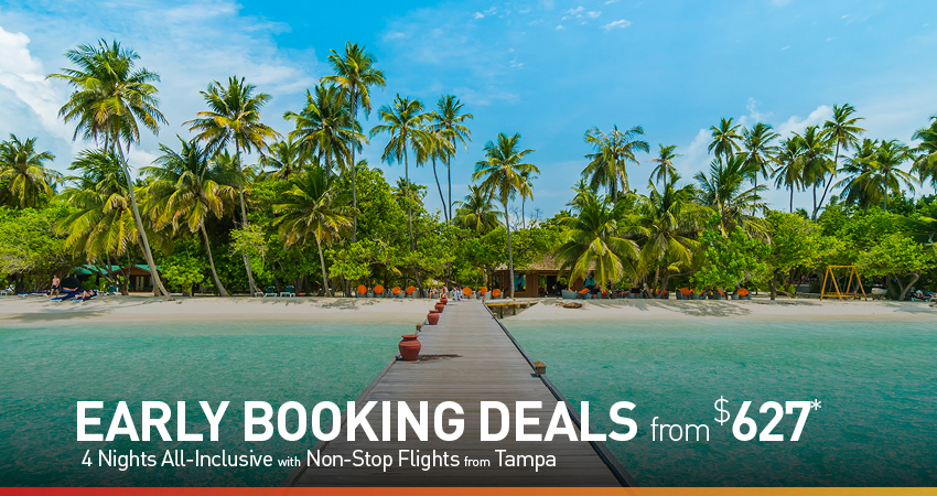 Tampa Early Booking Deals