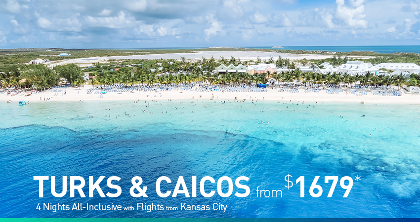 Kansas City Caribbean Vacation Deals
