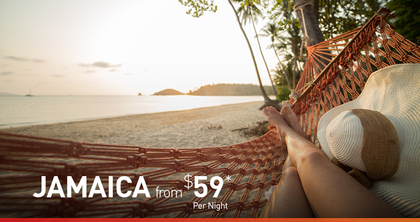 Sacramento to Jamaica Deals