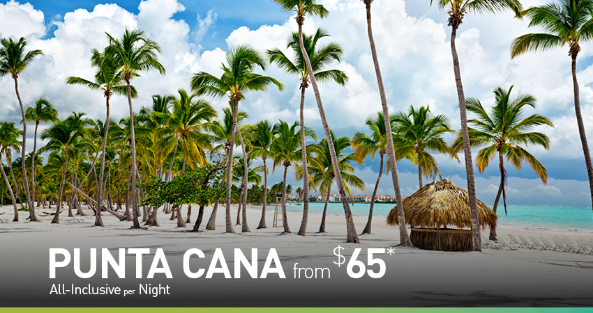 San Francisco to Punta Cana Deals