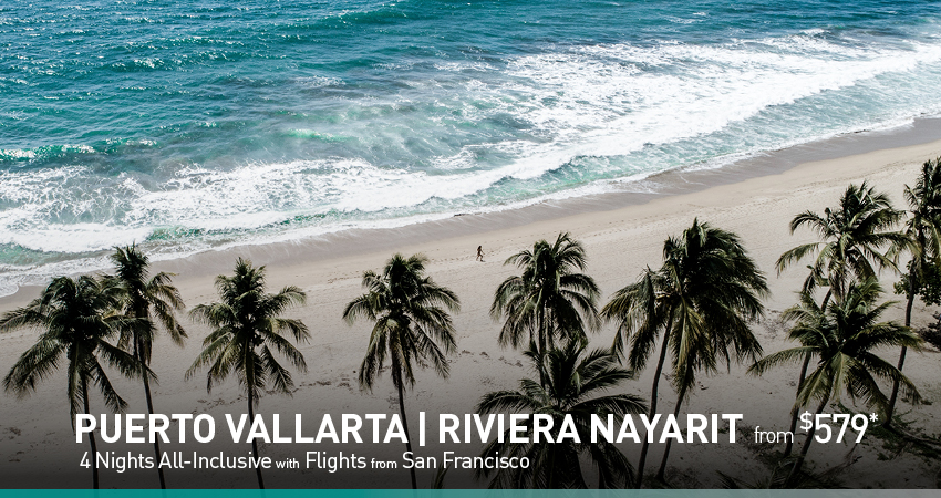 San Francisco to Puerto Vallarta Deals