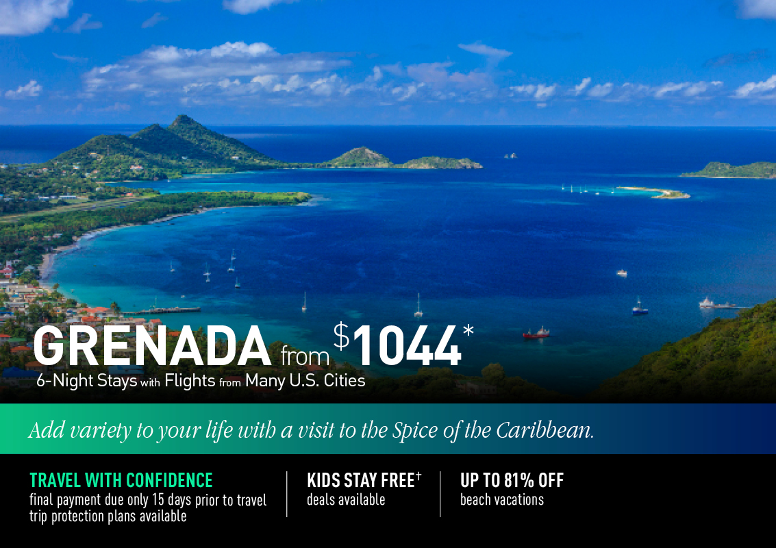 Caribbean Vacation Deals