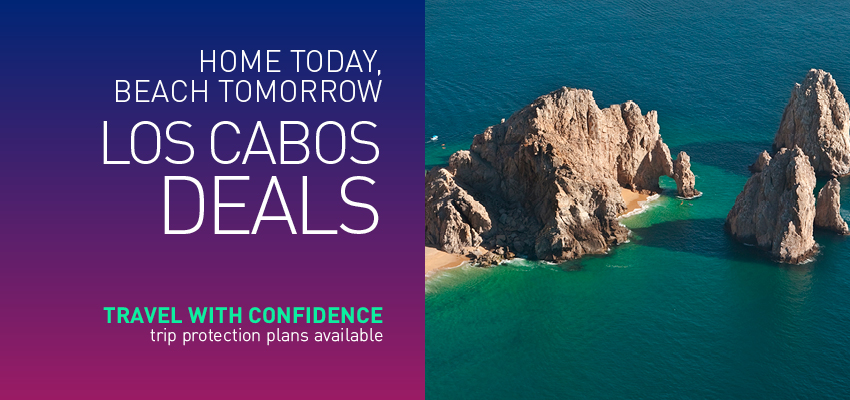 Detroit to Los Cabos Deals