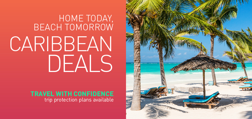 Newark Caribbean Vacation Deals