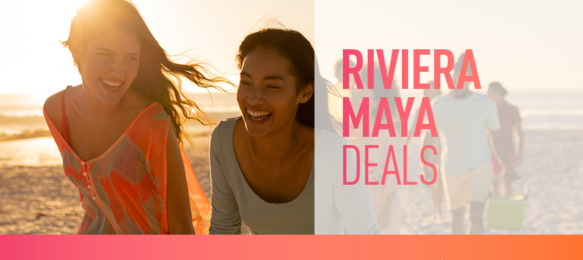 Richmond to Riviera Maya Deals