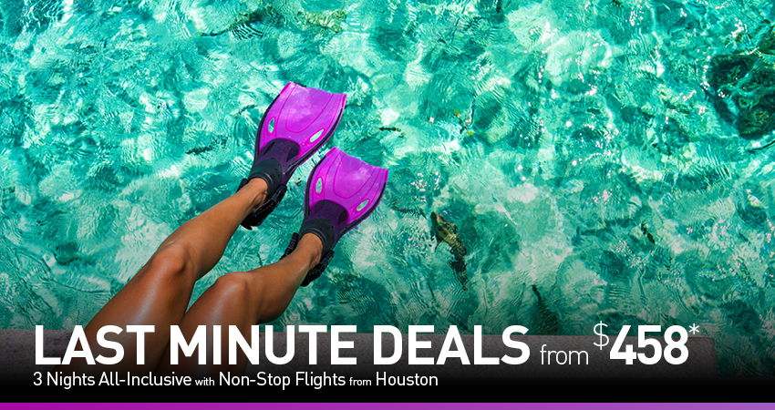 Houston Last Minute Deals