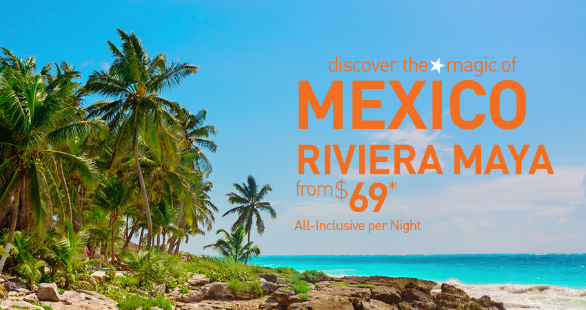 Orlando to Riviera Maya Deals