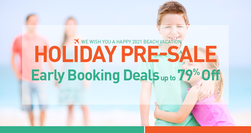 Orlando Early Booking Deals