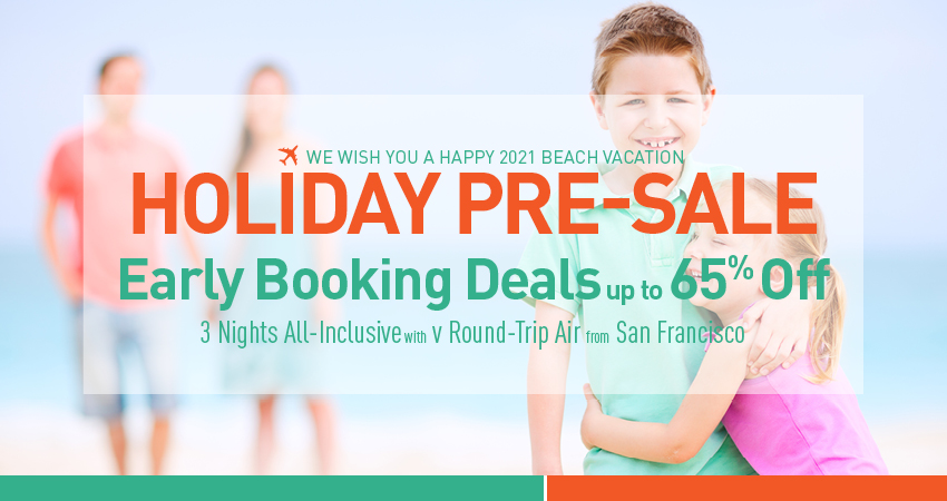 San Francisco Early Booking Deals