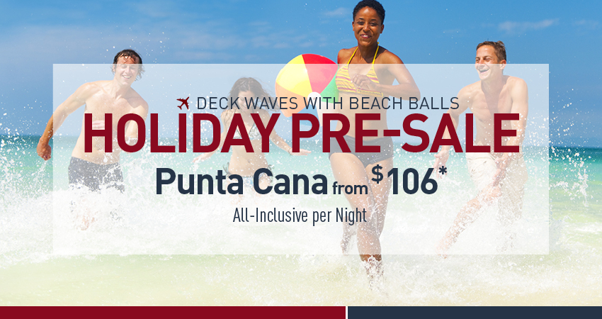 Portland to Punta Cana Deals