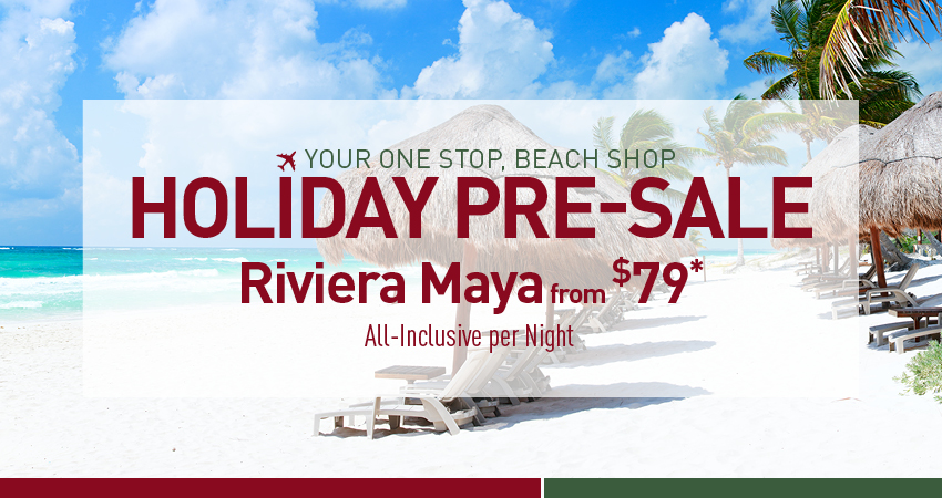 Seattle to Riviera Maya Deals