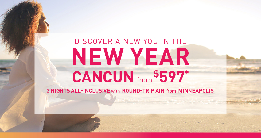 Minneapolis to Cancun Deals