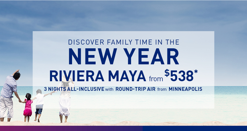 Minneapolis to Riviera Maya Deals
