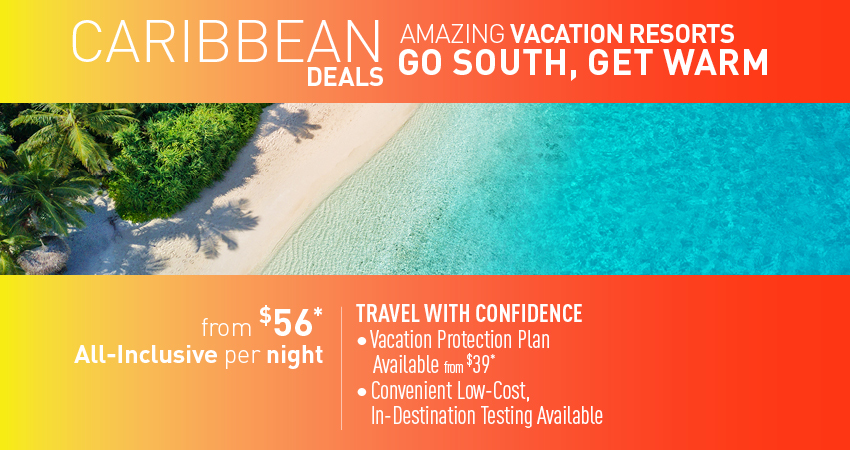 Charlotte Caribbean Vacation Deals
